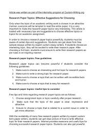 interesting topics to write about good an essay college on  research paper topics effective suggestions for choosi interesting topics to write an essay on essay medium