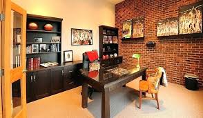 wall furniture muncie walls furniture turn the lone brick wall in your home office into a wall furniture muncie