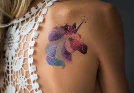 Jaký Je Význam Jednorožec Tetování Paulturner Mitchellcom