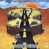 4873256| Don Mccallister Jr - Down In Texas [CD x 1] New ...