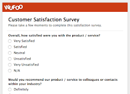 Customer Satisfaction Survey Template Magnificent Top 48 Customer Feedback And Satisfaction Form Templates And Why You
