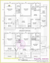 3 bedroom home plans kerala lovely 22 4 bedroom single y house plans of 3 bedroom