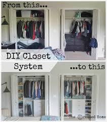 diy closet design build your own system how to drawers for wardrobe custom walk in