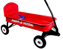 Radio Flyer Ranger Wagon