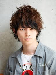 ワイルドリッジパーマメンズ髪型 Lipps 原宿mens Hairstyle