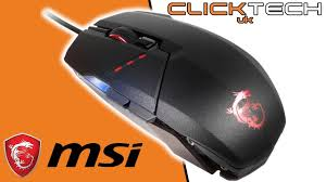 <b>MSi Clutch GM60</b> Gaming Mouse Review - YouTube