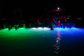underwater green light occurso info underwater green dock lights deep glow reel combo