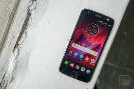motorola z2 force. as you might already know, motorola announced the moto z2 force in new york city this morning, and being android nerds we are, hopped on a plane