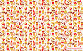 repeating pizza background. Contemporary Background MY FIRST REPEATING PATTERN In Repeating Pizza Background E