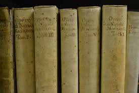 Opere di Niccolò Machiavelli | Старые книги, Книги