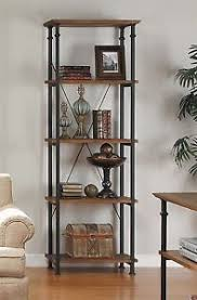 home office shelving units. Image Is Loading Vintage-Metal-Wood-Bookcase-Shelves-Home-Office-Shelving- Home Office Shelving Units