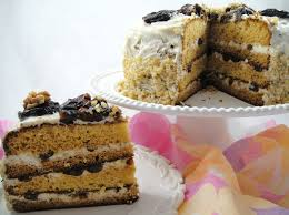 Prune Honey Cake ЧерносРив