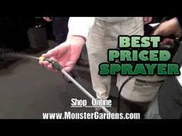 best garden sprayer. Under $40 Flo-Master Battery Powered Garden Sprayer Best WaySpray - YouTube
