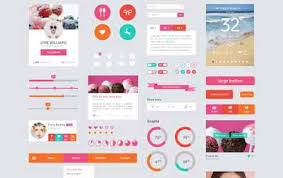 Flat Ui User Interface Kits For Your Next Web Design Projects