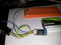 measuring temperature from remote fibaro universal binary breadboard binary sensor