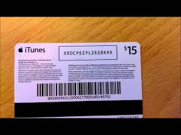 fake itunes gift card numbers that work photo 1