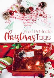 Free Printable Holiday Gift Certificates Mesmerizing Printable Gift Tags Fun Family Christmas Traditions