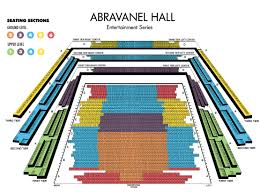Capitol Theater Slc Seating Chart Seating Charts Utah Symphony
