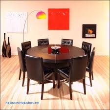 oak dining table 8 chairs luxury round dining room tables for 8 round dining table seats