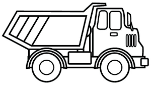 Coloring Pages Dump Trucks Stunning Dump Truck Coloring Pages Free