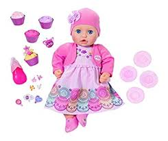 Buy <b>Zapf Creation Baby Annabell</b> 700600 Special Day Interactive ...