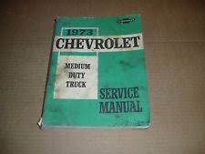 chevy c truck 1973 chevrolet medium duty truck c50 c60 c65 m65 t60 50 65 service shop manual