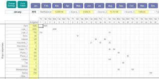 Excel Personal Finance Spreadsheet Budgeting Worksheets Personal