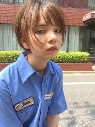 エラ張りベース顔さんの髪型に似合うレングス別スタイル集 Hair
