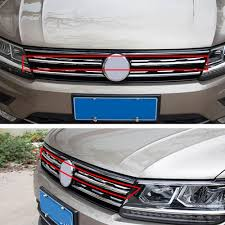 decorative wire grills car styling mesh grill grille cover trim chrome decoration molding