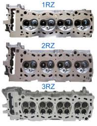 China Engine Parts Cylinder Head 1rz 2rz-E 3rz-Fe for Toyota 11101 ...