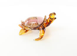 Schildkröte Tier Figur Murano Glas Qualle Panzer Meer Ellas Wohnweltde