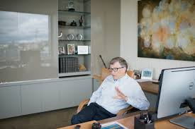 microsoft seattle office. Microsoft Corporation Founder, Technology Advisor And Board Member Bill  Gates Is Photographed During A Wide Microsoft Seattle Office S