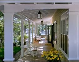Small Covered Porch ...