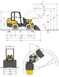 650 gehl 540 articulated loader specifications diagram
