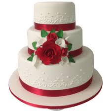 Wedding Cakes To Hyderabad Designer Wedding Cake Delivery Same Day