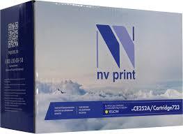 <b>Картридж NV</b>-<b>Print</b> CE252A / Cartridge 723 Yellow Желтый ...