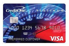 learn more credit one bank sup sup platinum visa sup