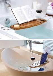 Bathroom : Fascinating Bathtub Trays Chrome 120 Bamboo Bathtub ...
