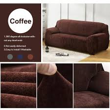 stretch sofa cover armchair slipcovers