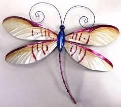 dragonfly w purple highlights capiz