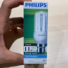 Philips Genie 11W B22 Cool Daylight ...