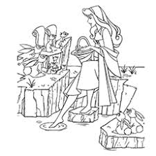 Small Picture Top 15 Free Printable Sleeping Beauty Coloring Pages Online
