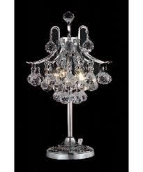 unique chandelier table lamp home decorations