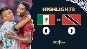 Trinidad Tobago - Gold Cup 2021 ...