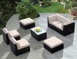 white outdoor patio furniture. black and white rectangle contemporary rattan cheap outdoor patio furniture stained design for best