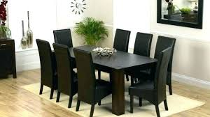 glass dining table for 8 8 seating dining set 8 seat dining room table new 8