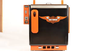 Harley Davidson Vending Machine Enchanting HarleyDavidson Pop Vending Machine K48 Chicago 48