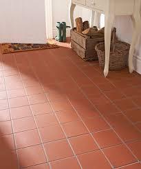 ... Wonderful Terracotta Laminate Flooring Tile Effect Quarry Red Tile  Topps Tiles ... Amazing Design
