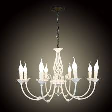 candle decorative modern pendant lamp. europe style wrought iron pendant chandelier lighting restaurant l home decorative light fixure e148pcs candle candelabra modern lamp s