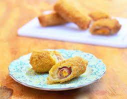 Ham And Cheese Bread Rolls Kawaling Pinoy